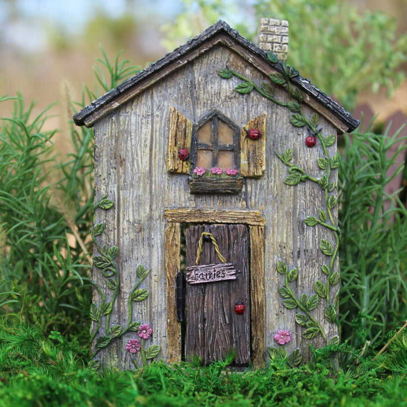 Fairy Doors Opening Ladybug Fairy Door Earth Fairy