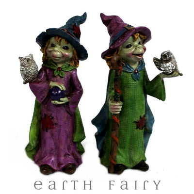 Witch Pixie | Fairy Garden Figurines - Australia | Earth Fairy