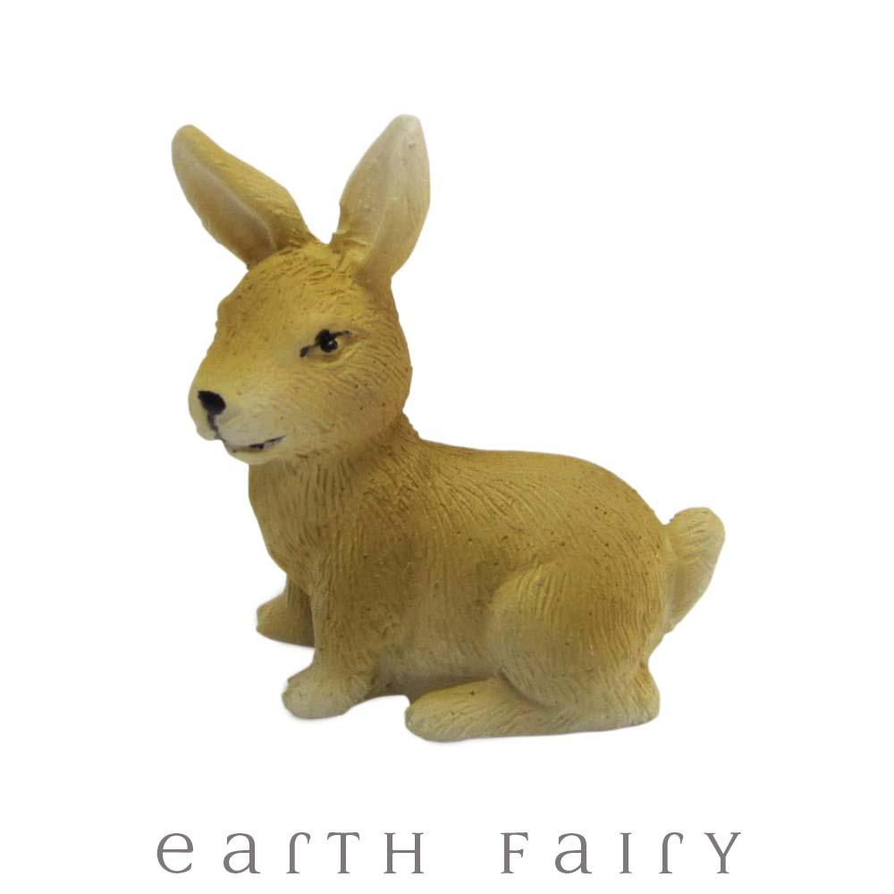 Rabbit from The Fairy Garden Miniature Animal Collection by Earth Fairy