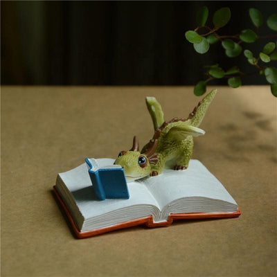Reading Dragon