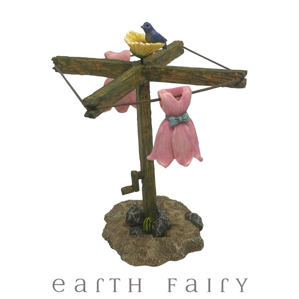 Rotating Clothesline | Fairy Garden Accessories - Australia | Earth Fairy