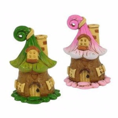 Fairy Houses Seed Pod Fairy House - Micro Earth Fairy
