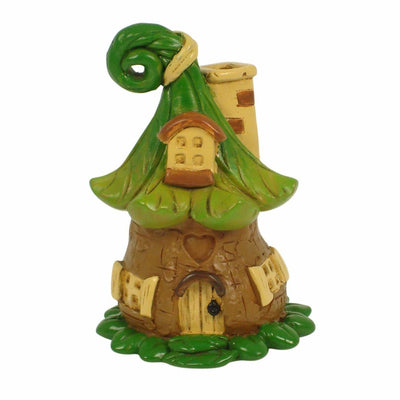 Fairy Houses Seed Pod Fairy House - Micro Green Earth Fairy