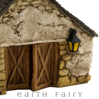 Shed - Micro | Fairy Garden Miniatures & Collectibles - Australia | Earth Fairy