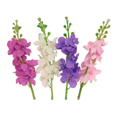 Fairy Gardens Silk Flower Sprigs Earth Fairy