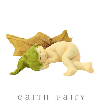 Sleeping Fairy Baby | The Enchanted Story Collection | Earth Fairy