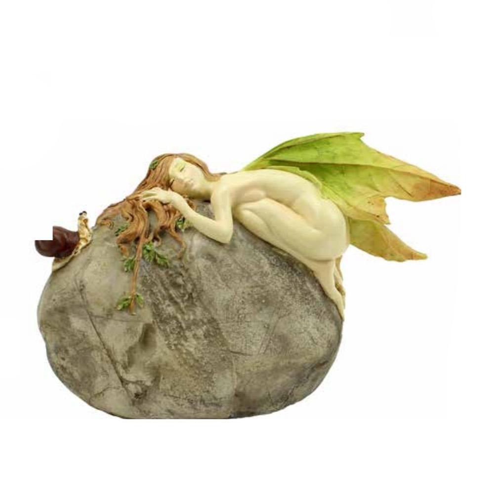 Sleeping Leafy Fairy | Fairy Figurines - Australia | Earth Fairy