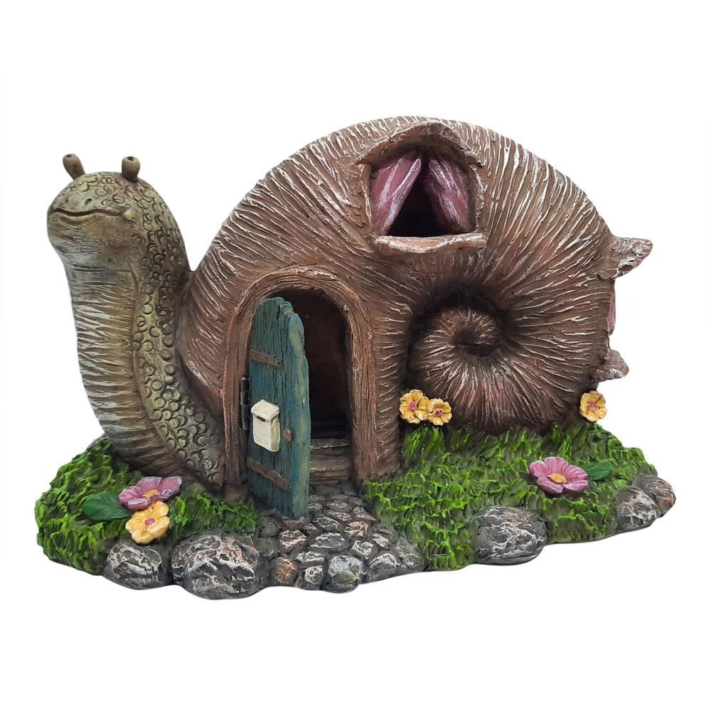 Snail House | Fairy Garden Miniatures & Collectibles - Australia | Earth Fairy
