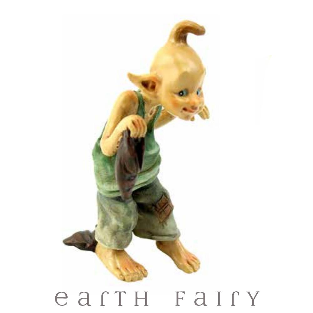 Sneaky Pixie | Fairy Garden Figurines - Australia | Earth Fairy