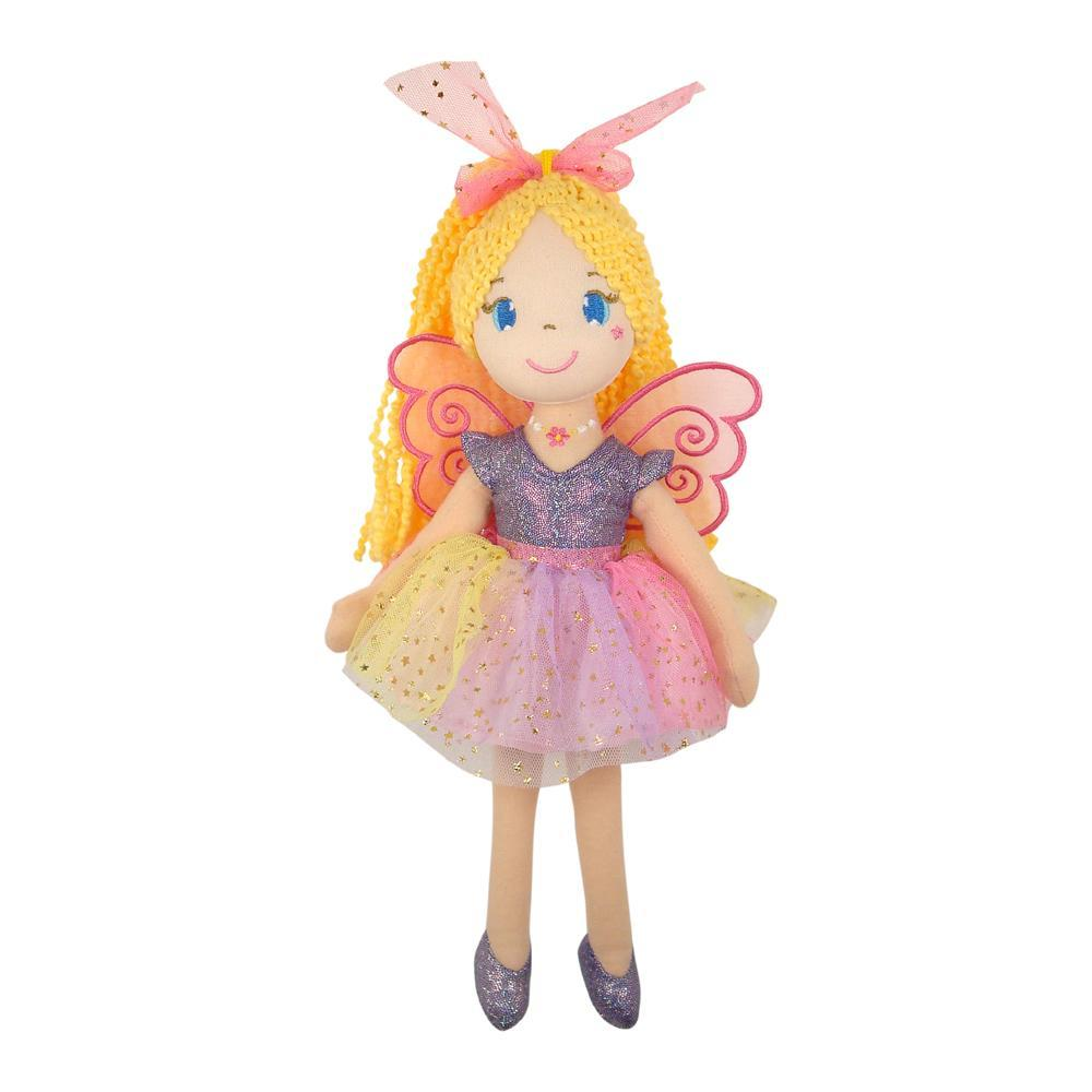 Fairy Play - Soft Fairy Doll - Grace - Earth Fairy