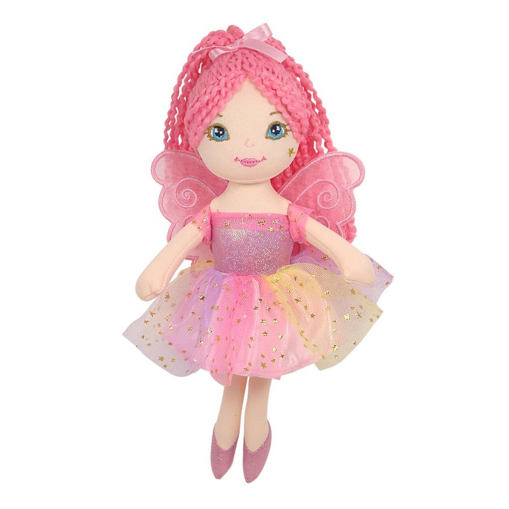 Fairy Play - Soft Fairy Doll - Sparkle - Earth Fairy