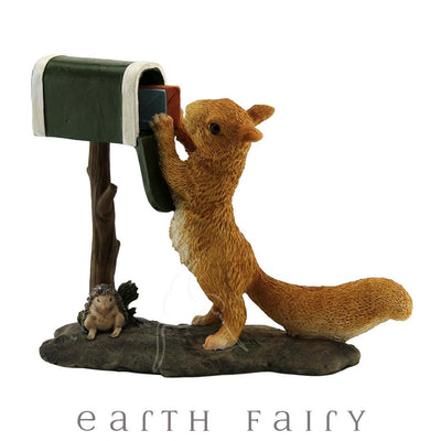 Squirrel Getting The Mail | The Enchanted Story Collection | Earth Fairy