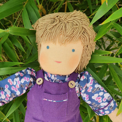 Steiner Waldorf Boy Dolls | Fairy Play - Australia | Earth Fairy