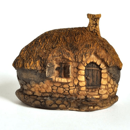 Fairy Gardens Stone Cottage Fairy House - Micro Earth Fairy