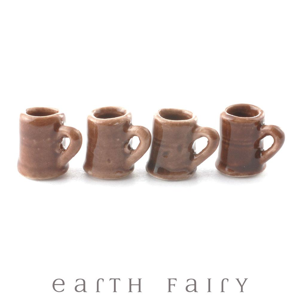 Stone Tankards - Set of 4