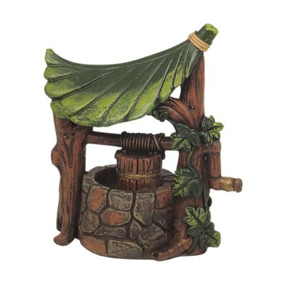 Stone Wishing Well from The Fairy Garden Wishing Well Collection by Earth Fairy