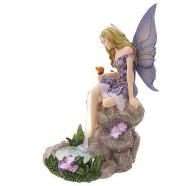 Tales of Avalon - Waterfall Whispers | Fairy Figurines - Australia | Earth Fairy