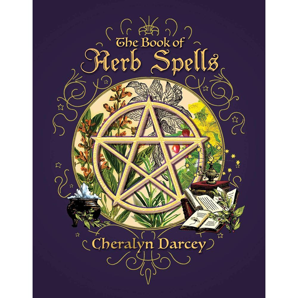 The Book of Herb Spells | Fairy Inspired Books - Australia | Earth Fairy