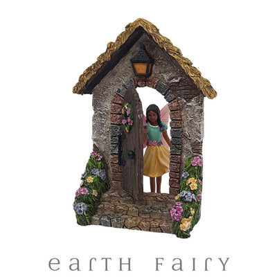 The Enchanted Door | Fairy Garden Doors & Miniatures - Australia | Earth Fairy