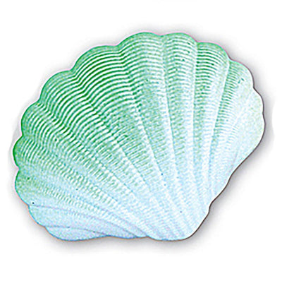 "Fairy Play The ""Grow a Mermaid"" Clam Shell Green Earth Fairy"