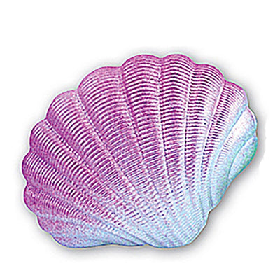 "Fairy Play The ""Grow a Mermaid"" Clam Shell Purple Earth Fairy"