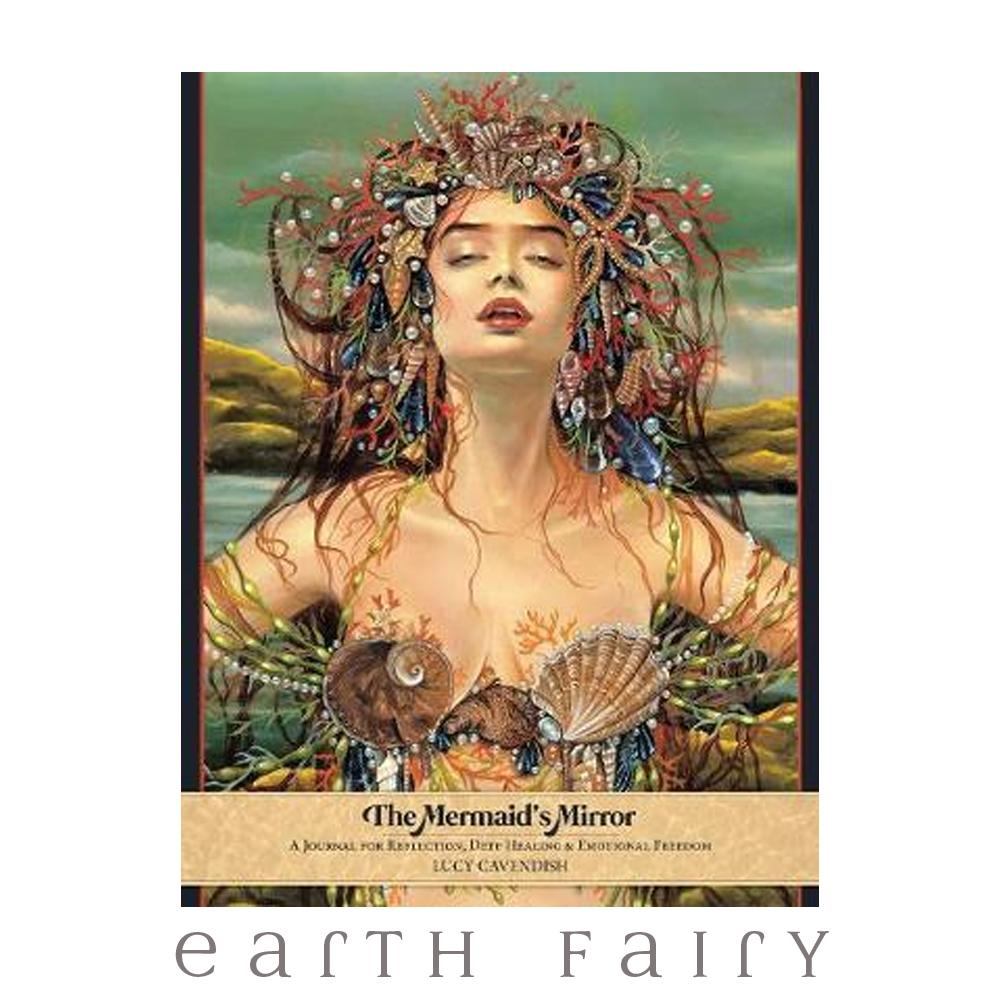 The Mermaid's Mirror Journal, from The Beautiful Book Collection by Earth Fairy