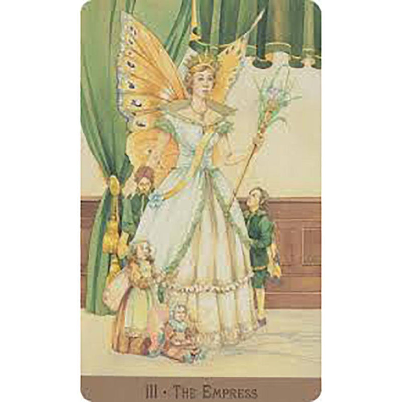 Books & Stationery The Victorian Fairy Tarot Earth Fairy