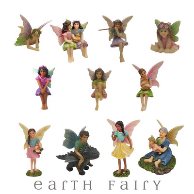 The Willow Fairy 11pc Set