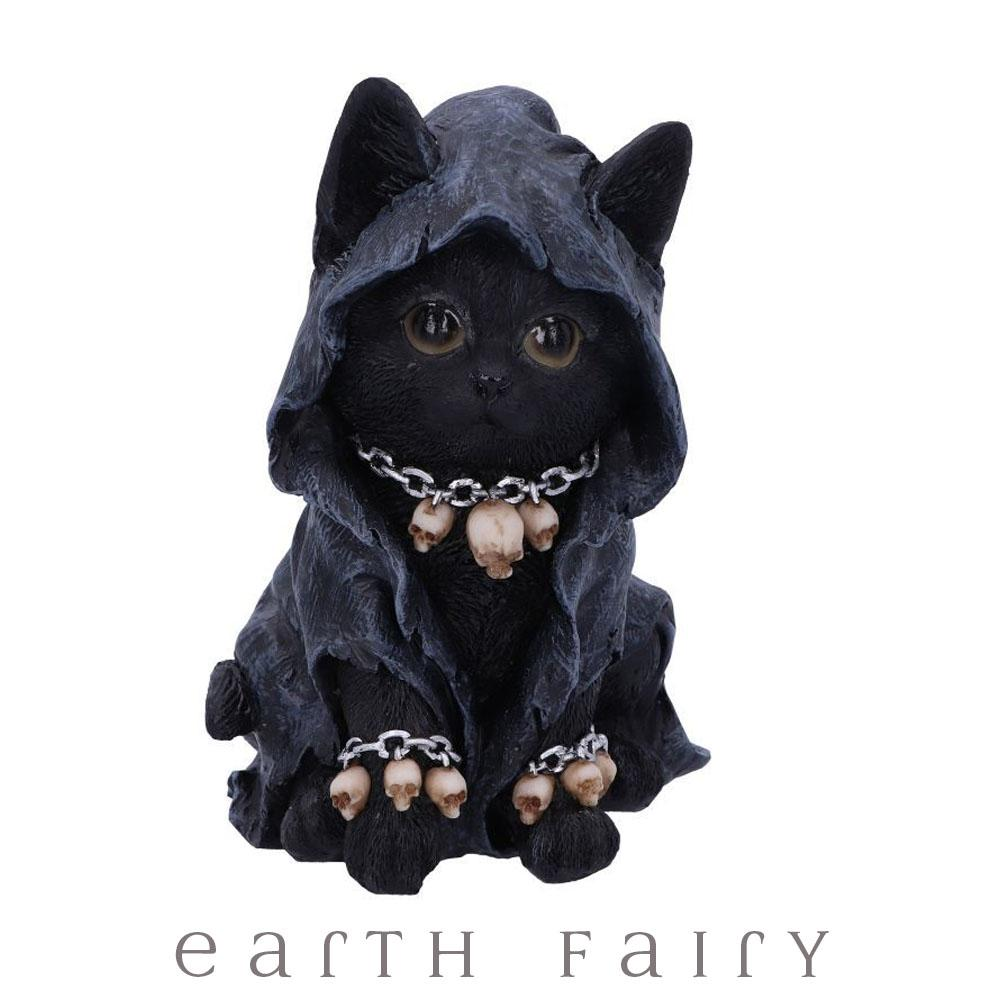 The Witch's Cat | Fantasy Gifts & Decor - Australia | Earth Fairy