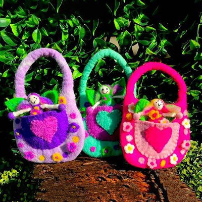 The Wonder Faery Magical Bag - Colour Range  | Fairy Play - Australia | Earth Fairy