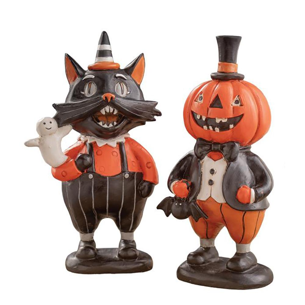 Tomcat & Jack Trick-or-Treaters | Fairy Gifts & Decor - Australia | Earth Fairy