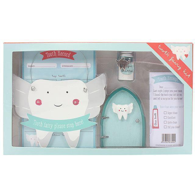 Fairy Play Tooth Fairy Kit Earth Fairy
