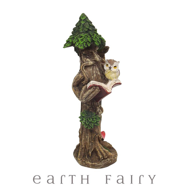 Treant with Staff | Fairy Garden Figurines - Australia | Earth Fairy