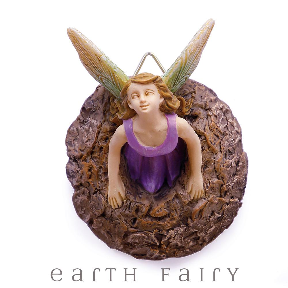 Tree Fairy from The Woodland Knoll Fairy Garden Collection by Earth Fairy