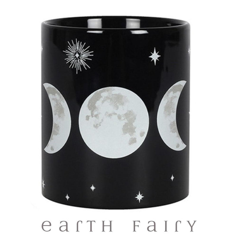 Triple Moon Goddess Mug