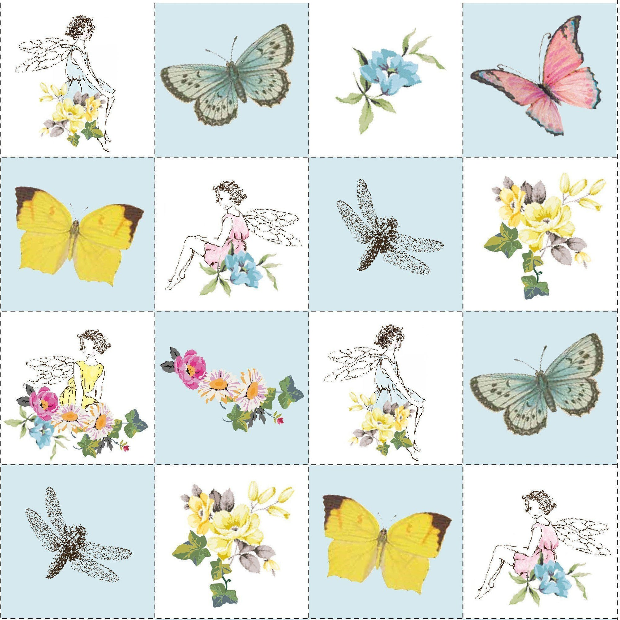 Party Truly Fairy Printable Memory Game Earth Fairy
