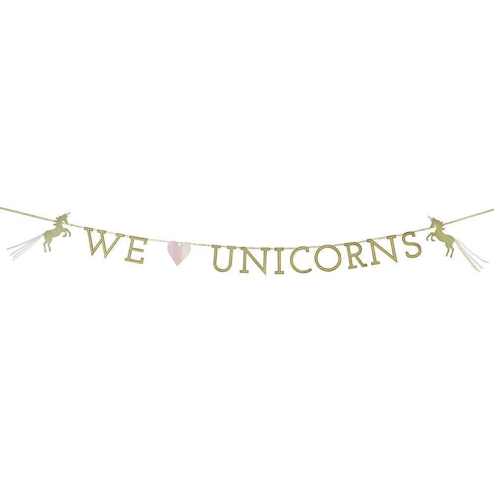 Fairy Party Unicorn Garland Earth Fairy