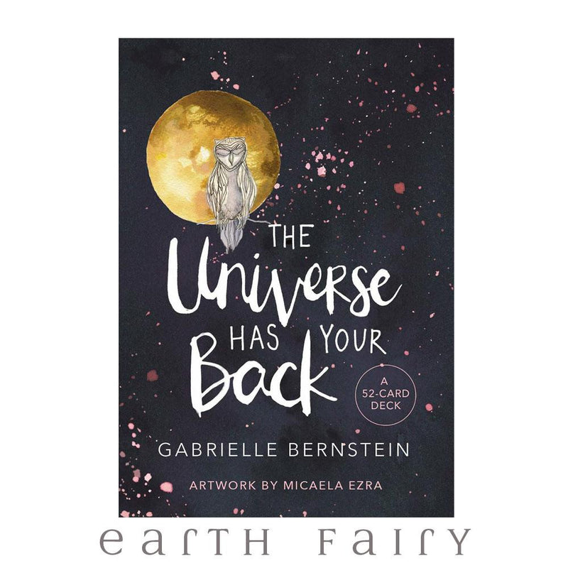 Universe Has Your Back Oracle Cards by Gabrielle Bernstein | Fairy, Tarot, Oracle & Affirmation Cards - Australia | Earth Fairy