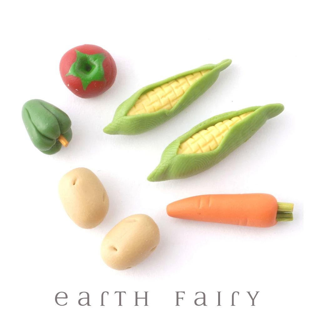 Vegetable Selection | Miniatures & Fairy Gardens - Australia | Earth Fairy