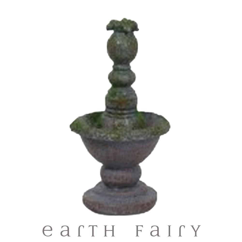 Water Fountain from The Fairy Garden Ponds and Waterways Collection by Earth Fairy