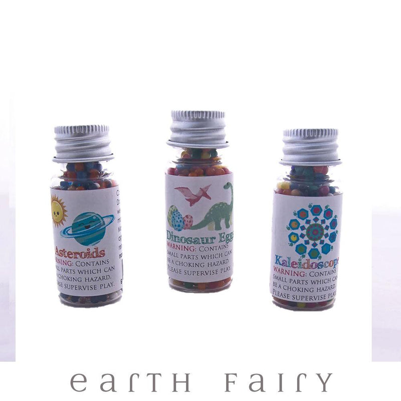 Water Marbles - Star Trio Pack - Dinosaur Trio | Fairy Inspired Play & Toys | Earth Fairy