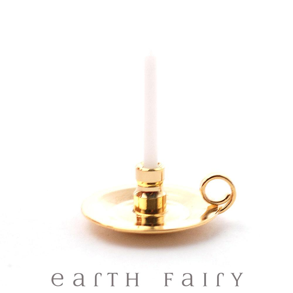 Miniature Wee Willy Winkle Candle, from The Fairy Garden Accessory Collection by Earth Fairy
