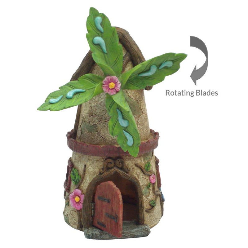 Windmill House with Opening Door | Fairy Garden Houses - Australia | Earth Fairy