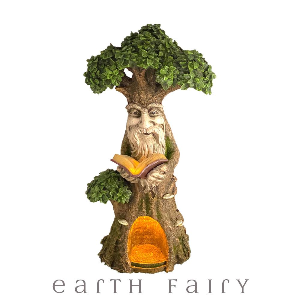 Wise Old Forest Tree - Extra Large | Fairy Garden Landscaping - Australia | Earth Fairy