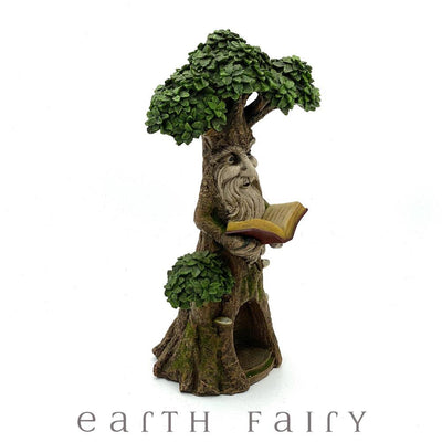 Wise Old Forest Tree - Extra Large - Side View | Fairy Garden Landscaping - Australia | Earth Fairy