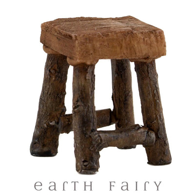 Wood Stools - Set of 4 - Micro