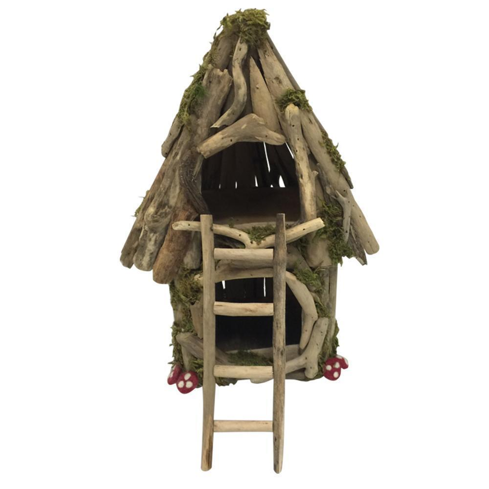 Fairy Houses Woodland Fairy House - Large Earth Fairy