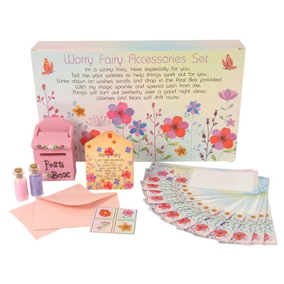 Worry Fairy Accessories Kit | Fairy Gifts and Decor - Australia | Earth Fairy