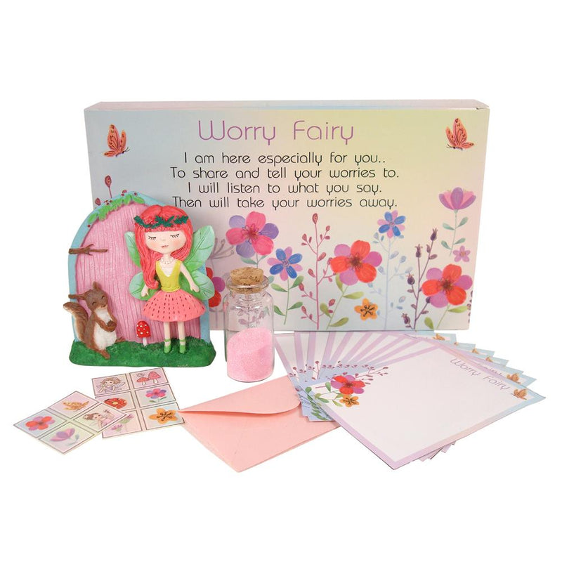 Worry Fairy Door | Fairy Gifts and Decor - Australia | Earth Fairy
