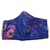 Constellations Glitter Cotton Face Mask